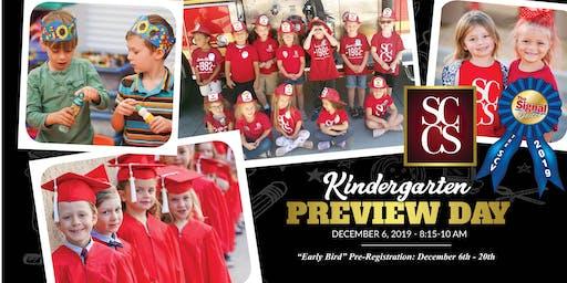 SCCS Kindergarten Preview Day