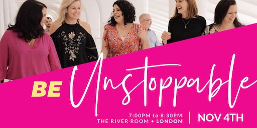 BE Unstoppable: Women's Networking Social