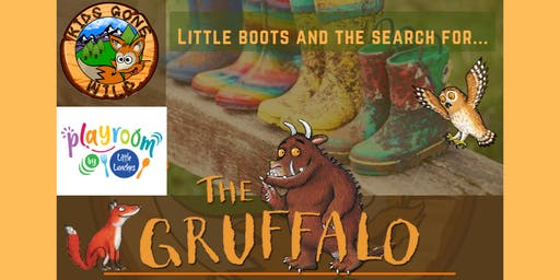 Little Boots and the search for The Gruffalo