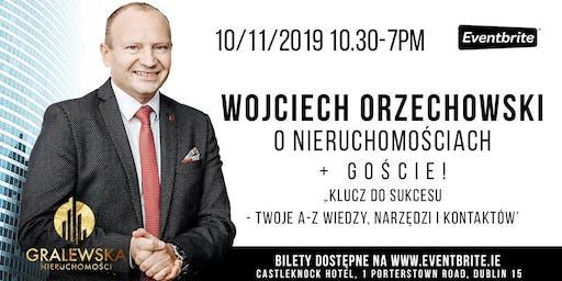 Wojciech Orzechowski o Nieruchomościach w Dublinie