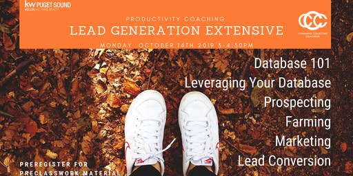KWPS Productivity Coaching Lead Generation Extensive