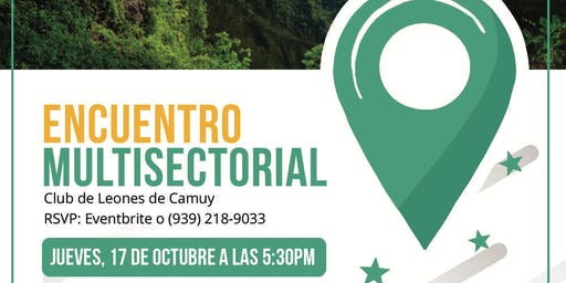 Encuentro Multisectorial: Hablemos de arte, cultura y turismo