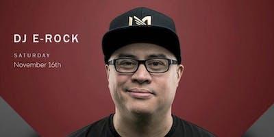 DJ E-Rock at OMNIA San Diego Free Guest List Saturday November 16th