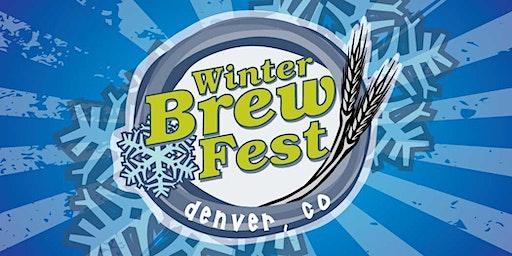 Denver Winter Brew Fest January 25, 2020