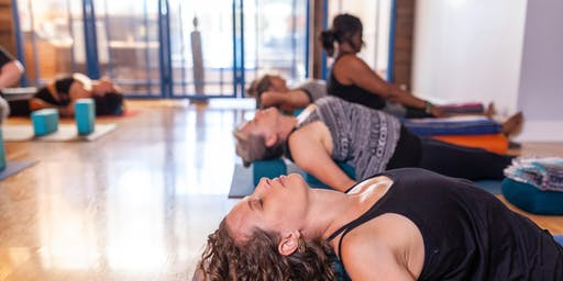 Restorative Yoga for Inner Rejuvenation