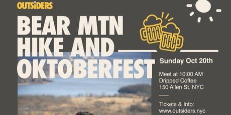 Bear Mountain Hike & Oktoberfest 2 tickets