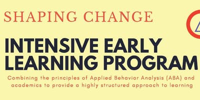 Intensive Early Learning Program Informational Session