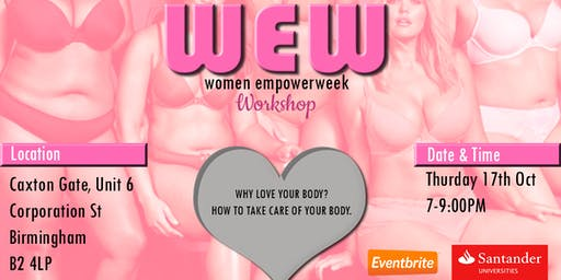 Love Your Body Workshop