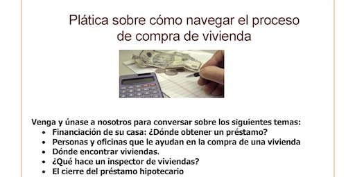 Spanish Home Buying Process Workshop October 26
