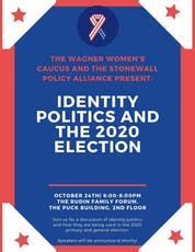 Identity Politics & the 2020 Election tickets