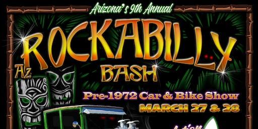 9th Annual AZ Rockabilly Bash