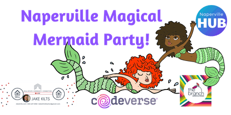 Naperville Magical Mermaid Party tickets