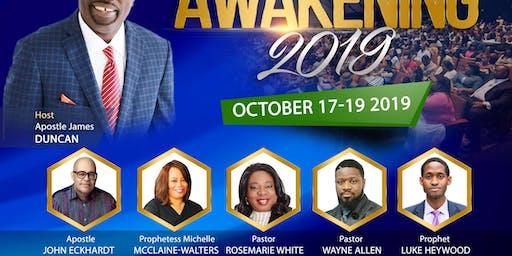 CCI Awakening Conference 2019