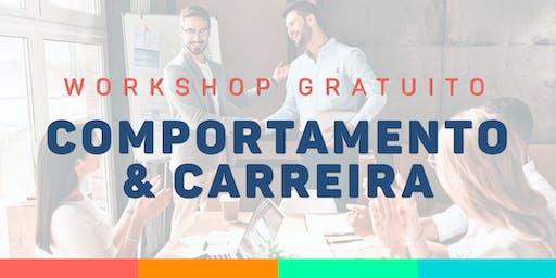 [CURITIBA] Workshop Gratuito: Comportamento & Carreira