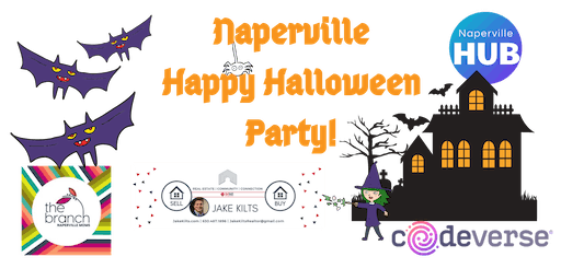 Naperville Happy Halloween Party!