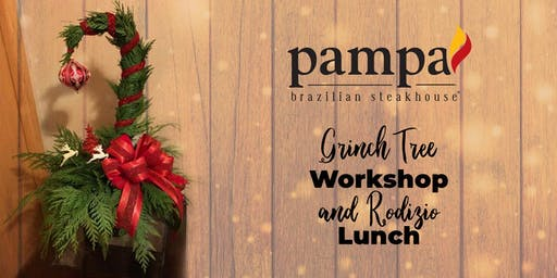 Grinch Tree Workshop and Lunch