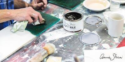 Annie Sloan paint techniques workshops