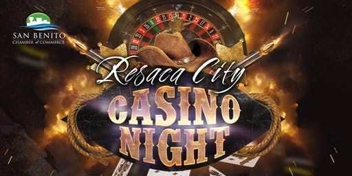 Resaca City Casino Night