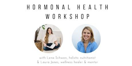 Hormonal Health Workshop tickets