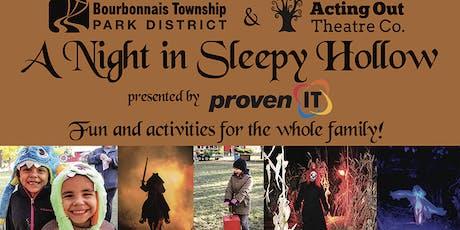 A Night in Sleepy Hollow tickets
