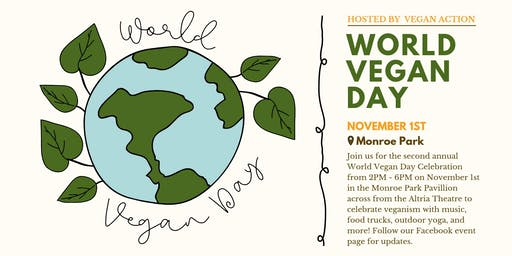 World Vegan Day in RVA