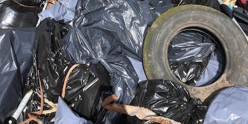 Fish For Garbage Jordan River Cleanup