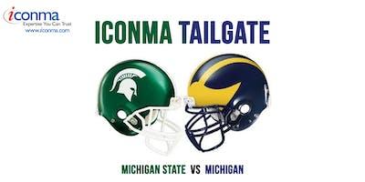 ICONMA Tailgate - Michigan State vs Michigan