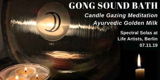 Be The Light Gong Bath Meditation