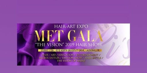 Met Gala Hair-Art Expo