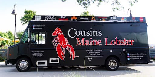 Cousins Maine Lobster Food Truck At Pearland