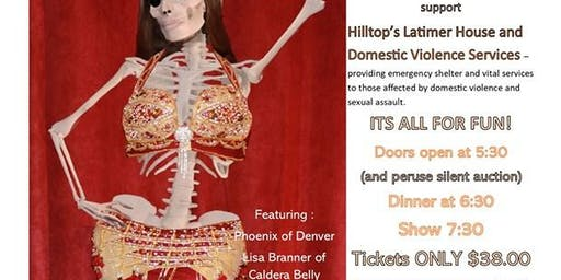 Harem Scare 'em a FUNdraiser for Latimer House