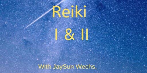 Reiki I&II
