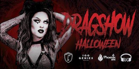 Drag Show Intégrale ÉTS Halloween billets