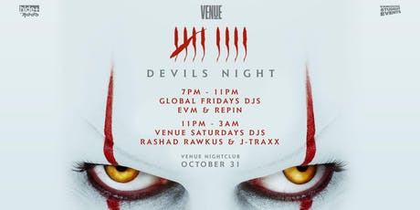 Official Halloween Party at VENUE! tickets