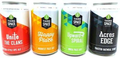 Wisconsin Cheese & Third Space Beer Pairing