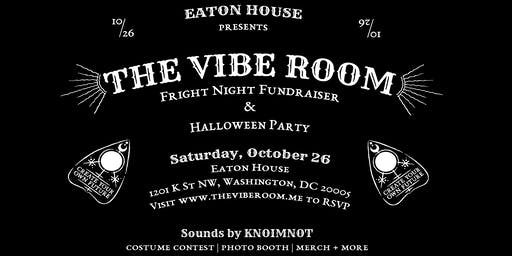 The Vibe Room Halloween Party
