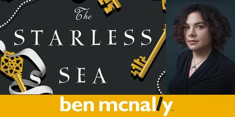 Erin Morgenstern: The Starless Sea tickets