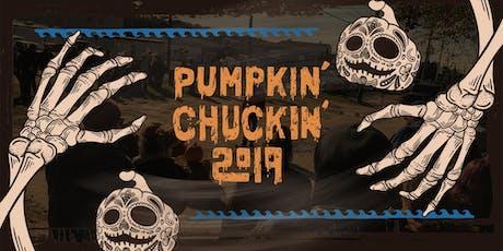 Big Chill's Pumpkin' Chuckin' 2019 tickets