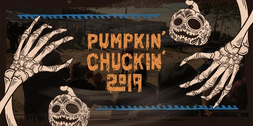 Big Chill's Pumpkin' Chuckin' 2019