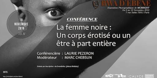 Talk Bwa d'ébène: les femme noires dans la litterature contemporaine