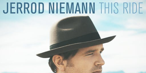 Jerrod Niemann at The Country Club 11/23