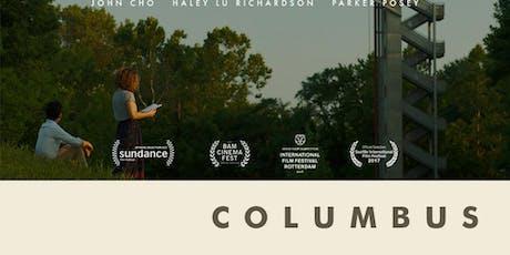 Film Screening: Columbus tickets