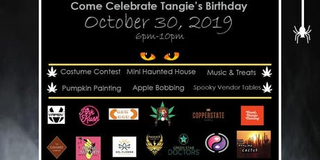 Tangie's Halloween Spooktacular tickets