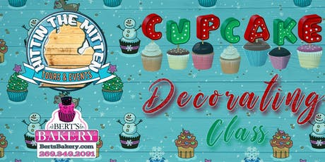 Winter Cupcake Decorating Class tickets