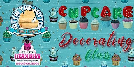 Winter Cupcake Decorating Class 2 tickets