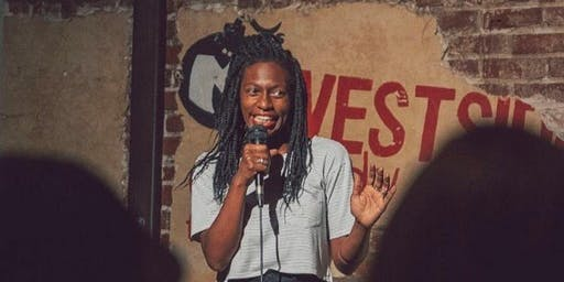 Slice of Comedy headlining Katrina Davis
