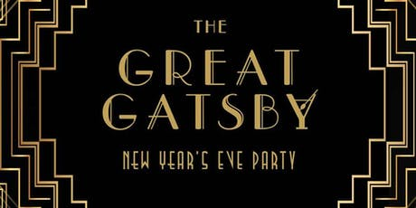 Gatsby New Year's Eve tickets