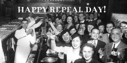 Prohibition Repeal Party at Saloon