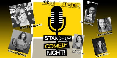 Odd Times presents Stand-Up Comedy Night!