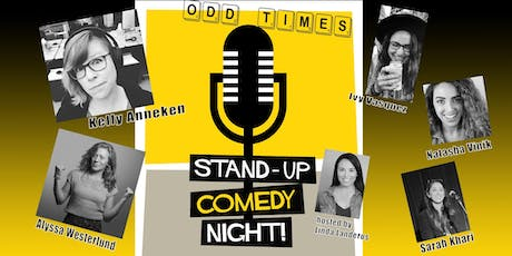 Odd Times presents Stand-Up Comedy Night! tickets